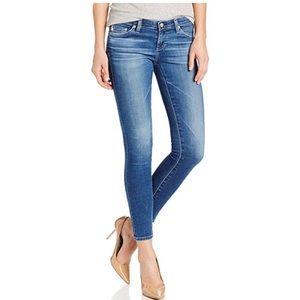 🌸AG Super Skinny Legging Ankle Jeans Size 26🌸